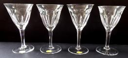 Čtyři křišťálové likérové skleničky - Moser (1).JPG