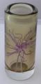 Váza s růžovobílým květem - Petr Hora, Škrdlovice (1).JPG