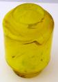 Žlutá a křišťálová váza - František Koudelka nebo Jaromír Špaček (2).JPG