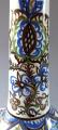 Váza, keramika, barevný ornament - Josef Živec, Kostelec nad Černými lesy (3).JPG