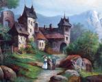 Zámeček v horské krajině (4).JPG