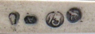 Stříbrný pohárek s hlavou psa, z roku 1858 (6).JPG