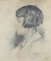 Gustav Porš - Portrét dívky (2).JPG