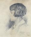Gustav Porš - Portrét dívky (3).JPG