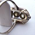 Art deko prsten s diamanty, bílé zlato - brilianty 0,58 ct  (4).JPG