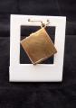 Zlatý medailon, otevírací, zelený čtyřlístek - Vídeň 1880 - 1920 (2).JPG