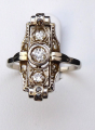 Art deco prsten, bílé zlato - 0,55 ct brilianty (2).JPG
