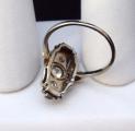 Art deco prsten, bílé zlato - 0,55 ct brilianty (4).JPG
