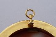 Zlatá brož a závěs, s velkou kamejí (5).JPG