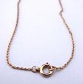Secesní zlatý náhrdelník s broušenými granáty (6).JPG