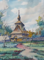 Karel Toman - Kostel v Trebušanech, Ukrajina (2).JPG
