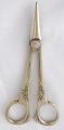 Secesní nůžky s ornamentem - Albert Köhler & Cie (1).JPG