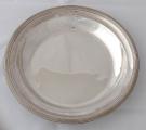 Stříbrná kulatá mísa - Francie 1838 - 1899 (2).JPG