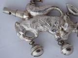 Stříbrné chrastítko, píšťalka, s veverkou a rolničkami (4).JPG