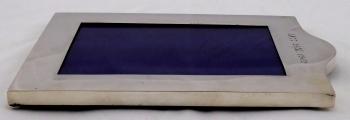 Stříbrný rámeček na fotografii - Londýn, rok 1902 (2).JPG