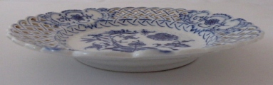 Šest talířů, cibulový vzor - Teichert, Míšeň (4).JPG
