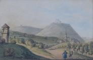 Tranquillo Mollo - Der Kahlen und Leopoldsberg, Vídeň (3).JPG