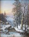 František Skála - Zimní romantická krajina (2).JPG