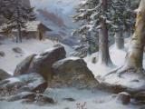 František Skála - Zimní romantická krajina (4).JPG