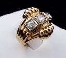 Prsten ze žlutého a bílého zlata, s brilianty (3).JPG
