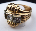Prsten ze žlutého a bílého zlata, s brilianty (4).JPG
