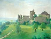 Bretislav Mencik - Castle Drazice near Benatky nad Jizerou