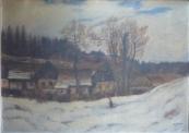 Zeman - Snowy road