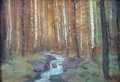 Linhart - Podzimní les