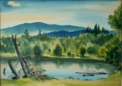Bohumil Ullrych - Lake