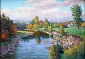 J. Herman - River