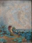 Kaplička na pobřeží
