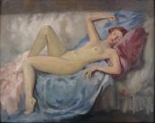 Monogram S.W. - Lying nude girls