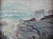 V. F. Ulšmíd - Jadran po bouři