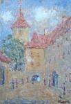 Václav Haise - Městská brána