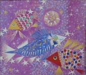 Jan Kudláček - Ryby a hvězdy
