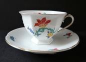 Mocca cup and saucer - Elbogen
