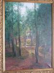 Frantisek Klimes - Diana's pavilion at Cibulce