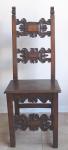 Renesanční lombardská židle