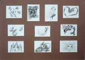 Jan Kudláček - Deset ilustrací