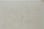 Karel Simunek - Erotic drawing