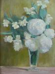 I. Hájek - Bílé květiny