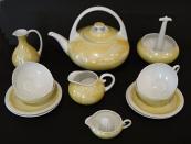 Návrhový porcelánový servis - Franz Manka, Stará Role