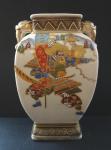 Čínská váza se samurajem