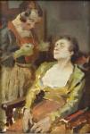 Frantisek A. Jelinek - Lady and maid