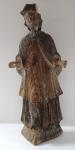 St. Jan Nepomuk - Biret on the head