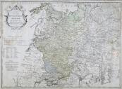 Franz Johann Joseph von Reilly - Mapa Ruska