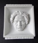 Portrét Beethovena - Vídeň, Augarten