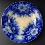 Menší modrý talíř - Stará Role