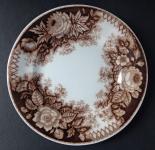 Kameninový hnědý talířek - Amberg