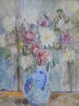 Ferdinand Kotvald - Podzimní kytice ve džbánu